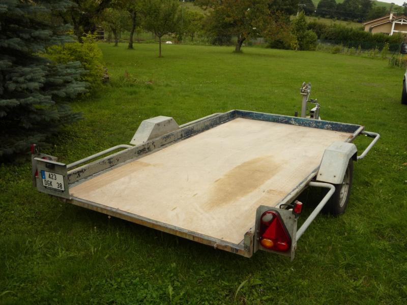 remorque lider annnonce 114285 sur www parc. Black Bedroom Furniture Sets. Home Design Ideas