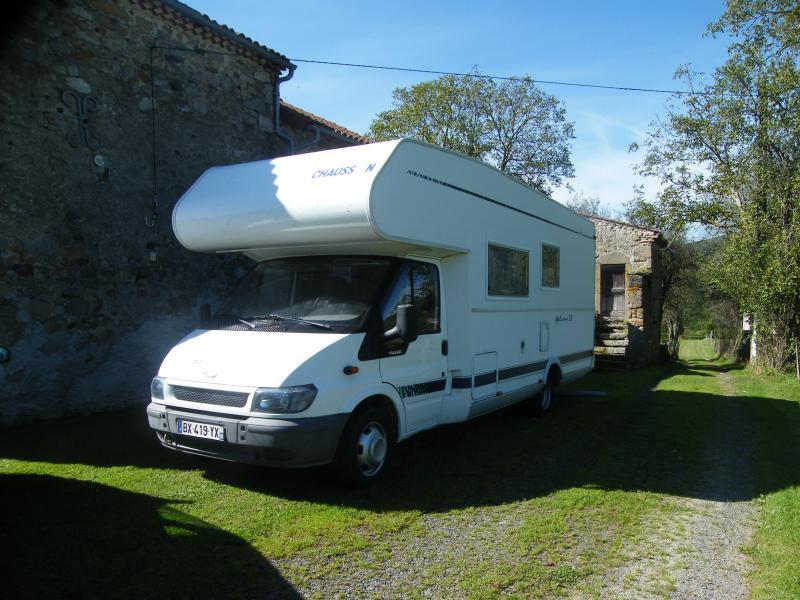 camping car avec soute atelier chausson welcom 28 annnonce 126305 sur www parc. Black Bedroom Furniture Sets. Home Design Ideas
