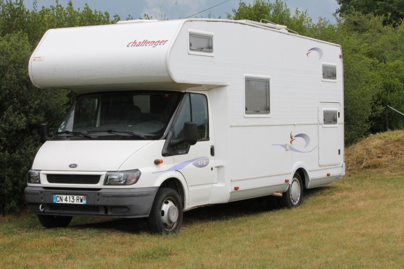 camping car capucine challenger 172 annnonce 133129 sur www parc. Black Bedroom Furniture Sets. Home Design Ideas