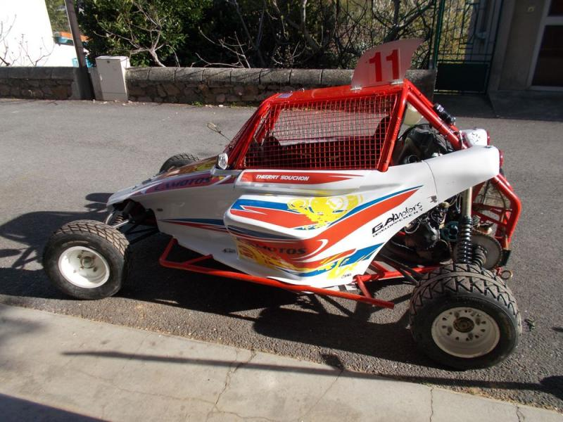 Camotos 2015 annnonce 147212 sur www parc for Idee deco kart cross