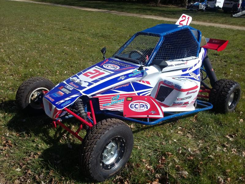 Kart cross 600 annnonce 149459 sur www parc for Idee deco kart cross