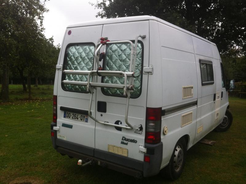 fourgon homologu camping car 5places 5 couchages tout quip annnonce 150803 sur www parc. Black Bedroom Furniture Sets. Home Design Ideas