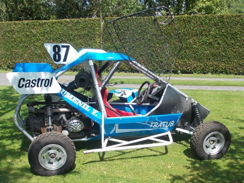 kart cross categorie