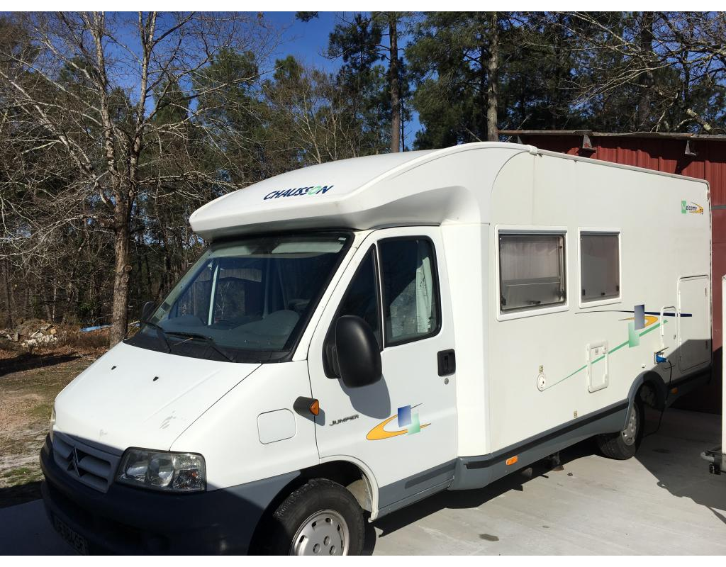 camping car chausson welcome 75 profile annnonce 159460 sur www parc. Black Bedroom Furniture Sets. Home Design Ideas